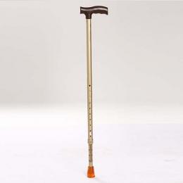 عصا لردی فلزی مدرج