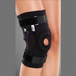 Knee Wrap  Hinged Neo