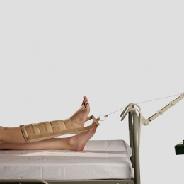 Leg Traction Brace