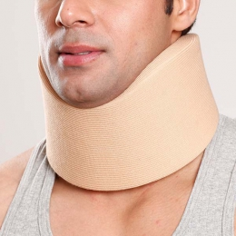 گردنبند طبی نرم