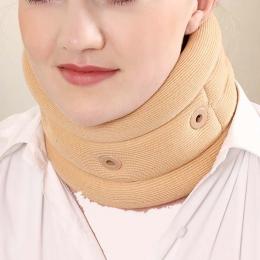 گردنبند طبی نرم با محافظت بالا